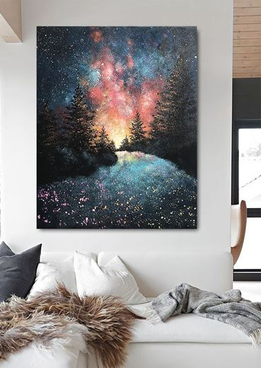Picture of Starry night